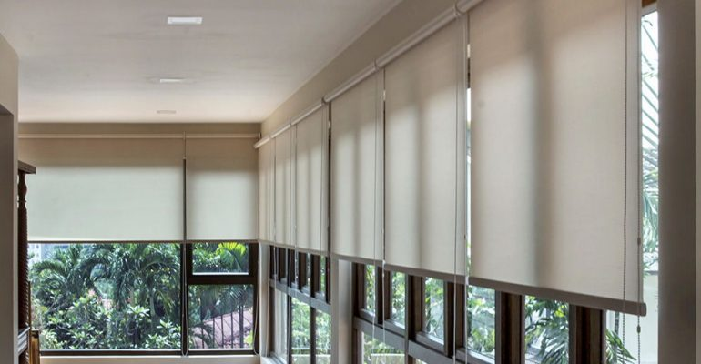 Enhance Your New Rented Place with Stylish Roller Blinds